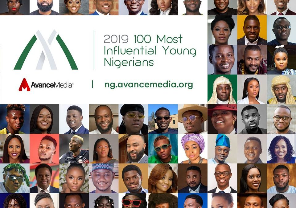 Top 100 Most Influential Young Nigerians Revealed – See final ranking