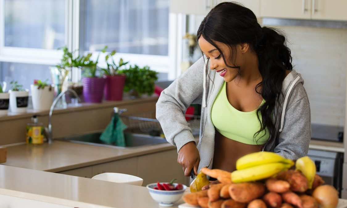 Cleaning Up Your Diet Without Restricting